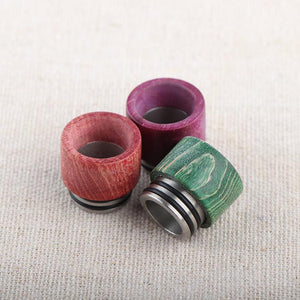Stabilized Wood Drip Tip 24 (SW09)