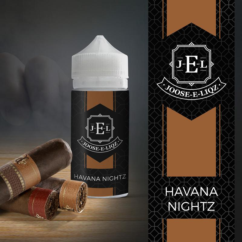 Havana Nightz | Nic Salts | 20mg | 30ml