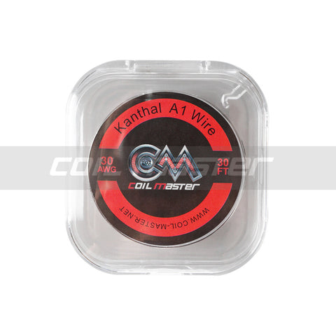 Kanthal A1 Wire by Coil Masters
