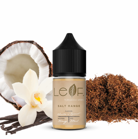 Leaf - Vanilla and Coconut | Nic Salts | 20mg | 30ml