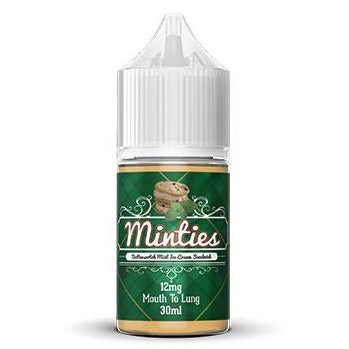 Minties | The Coil Company | MTL | 12mg | 30ml