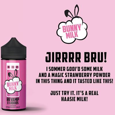 Bunny Milk | Revamp | 120ml