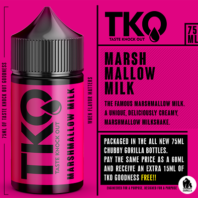 TKO - Marshmallow Milk