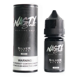 Tobacco Silver - Nasty Salt Nic / 35mg / 30ml