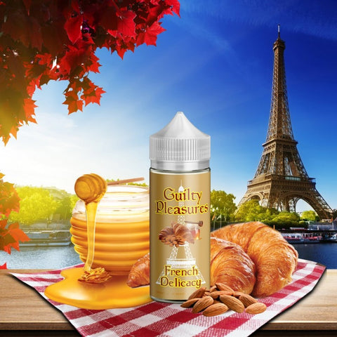 Guilty Pleasures - French Delicacy (120ml)
