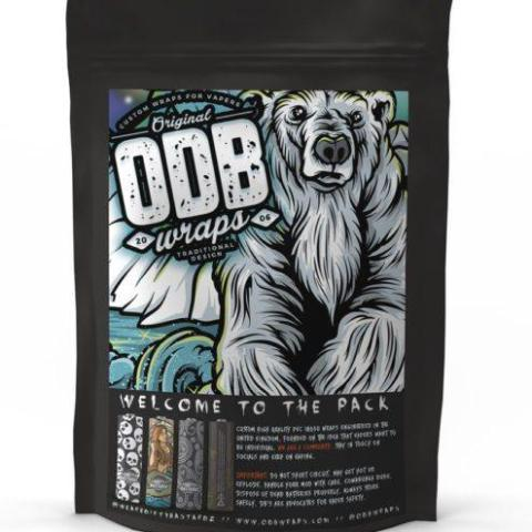 ODB Battery Wraps (Original Dirty Bastardz)