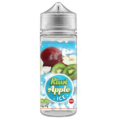Kiwi Apple Ice - One Cloud Industries  | 120ml