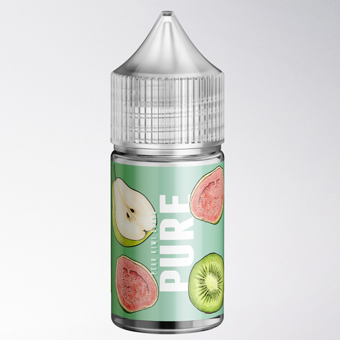 Pure Green - Pear Kiwi Guava | Nc Salts | 25mg | 30ml
