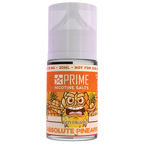 Absolute Pineapple - Prime Nic Salts / 25mg / 30ml