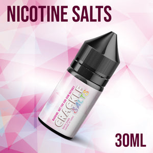 Majestic Vapor - Salt Nic -  Crackle / 35mg / 30ml