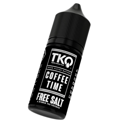 TKO - Coffee Time | Free Salt | 24mg | 30ml