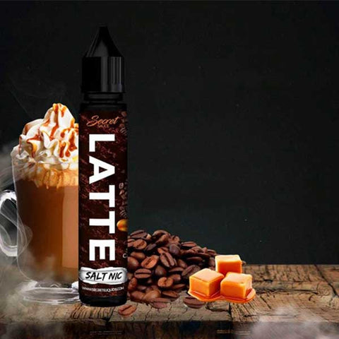 Latte - Salt Nic / 30mg or 50mg / 30ml