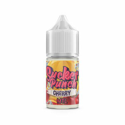 Sucker Punch – Cherry | MTL | 12mg | 30ml