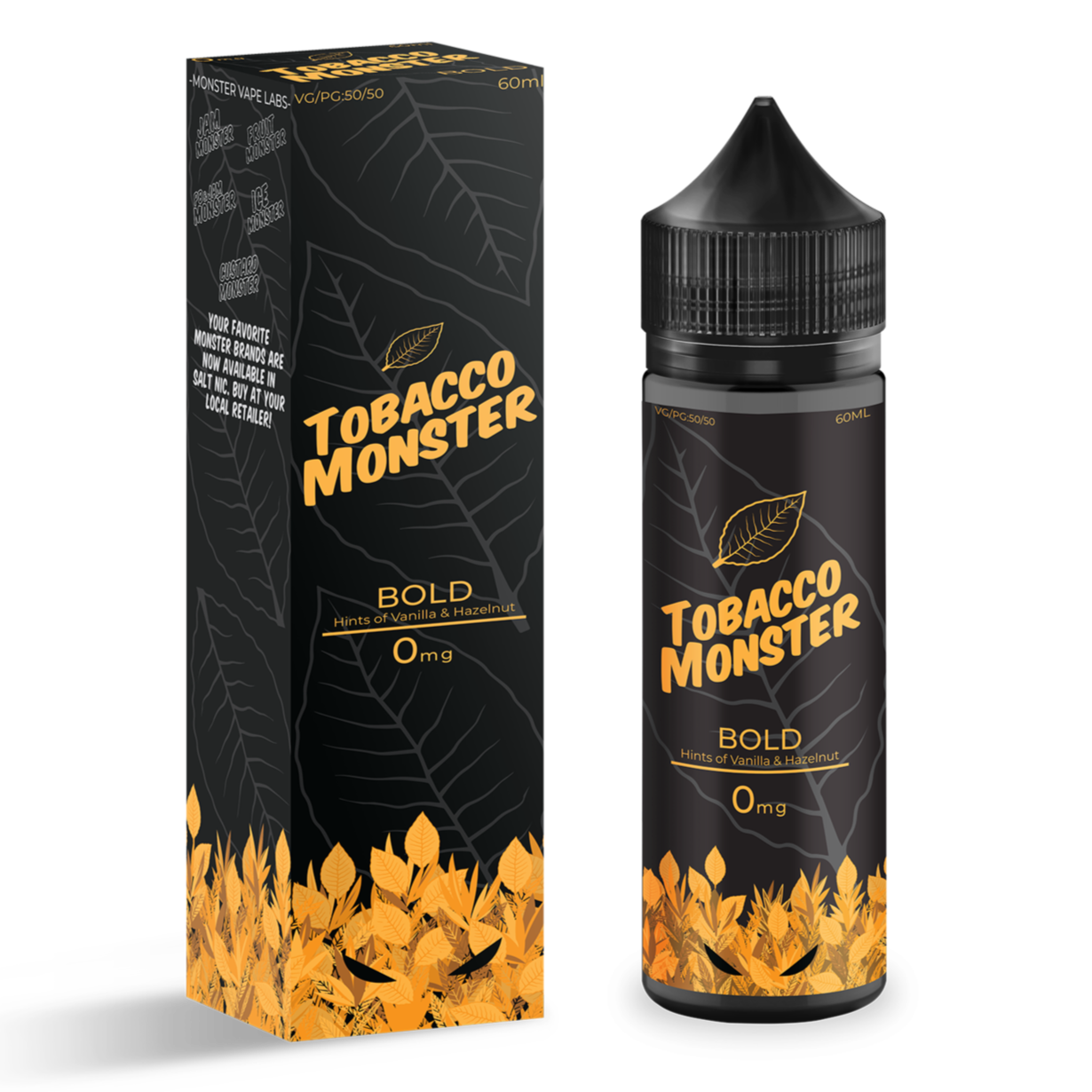 Bold Tobacco | Monster MTL | 12mg | 60ml