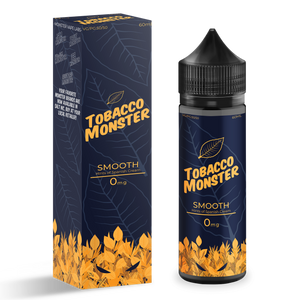 Smooth Tobacco | Tobacco Monster | MTL | 12mg | 60ml