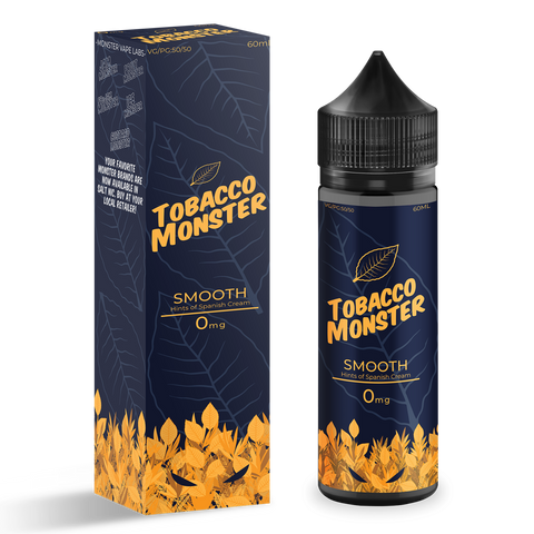Smooth Tobacco | Monster MTL | 12mg | 60ml