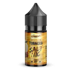 Tobacco - Salt Nic / 30mg or 50mg / 30ml