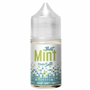 That Mint Nic Salt / 30ml / 25mg & 40mg