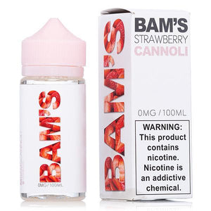 Strawberry Cannoli by Bam's Cannoli