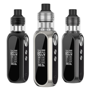 OBS Cube & Engine MTL RTA Mini Kit
