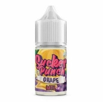 Sucker Punch – Grape MTL / 12mg / 30ml