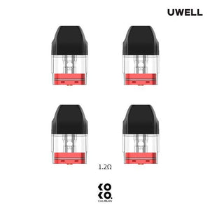 Uwell - Koko Pod Replacement Cartridge 1.2 Ohm