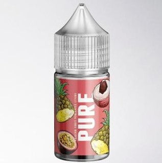 Pure Red - Passion Fruit Pineapple Litchi | MTL | 12mg | 30ml
