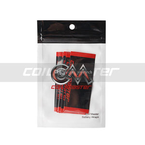 Coil Master 18650 Battery Skins (10 Pack)