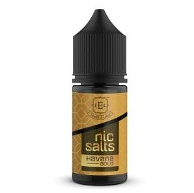 Havana Gold | Nic Salts | 20mg | 30ml