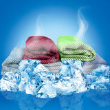 Instant Ice Cooling Towel - Gearzii Outdoors