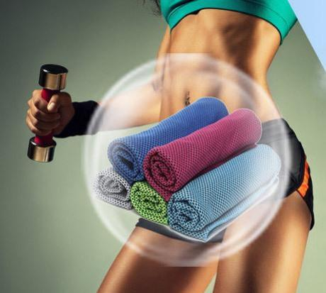 Instant Ice Cooling Towel