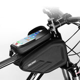 Waterproof Top Tube Bike Bag - Gearzii Outdoors