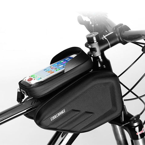 Waterproof Top Tube Bike Bag