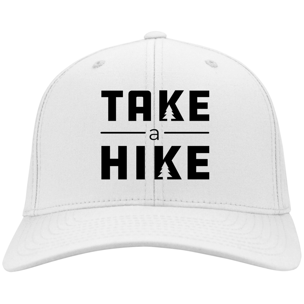 Gearzii – Embroidered Take A Hike Cap