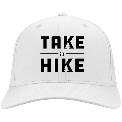 Gearzii - Embroidered Take A Hike Cap - Gearzii Outdoors
