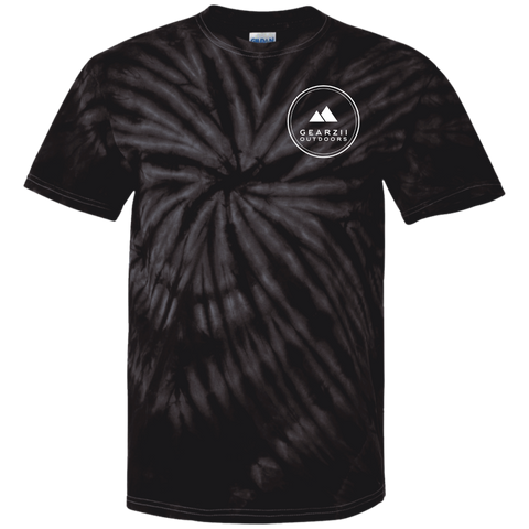 "Gearzii - Youth Tie Dye T-Shirt ""Take A Hike"" - Gearzii Outdoors"