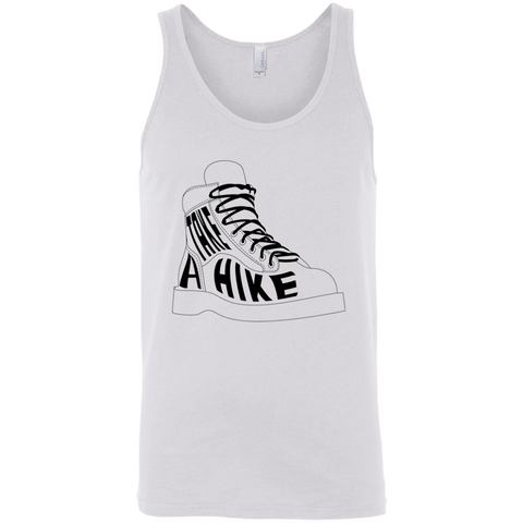 "Gearzii - Unisex Tank ""Take A Hike"" - Gearzii Outdoors"