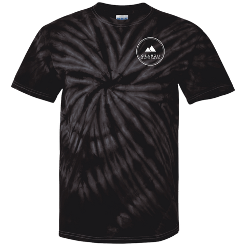 "Gearzii - Tie Dye T-Shirt ""Take A Hike"" - Gearzii Outdoors"