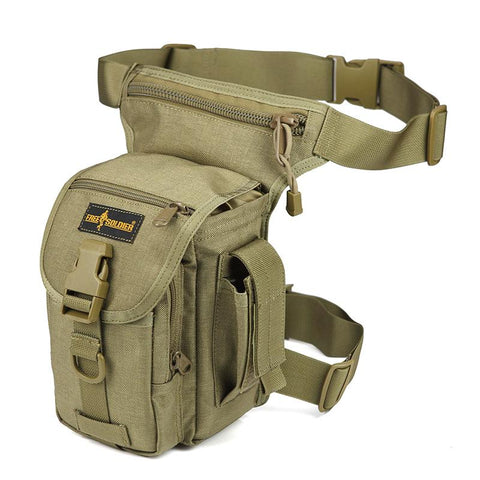 Outdoor Sports Nylon Tactical Leg Bag - Gearzii Outdoors