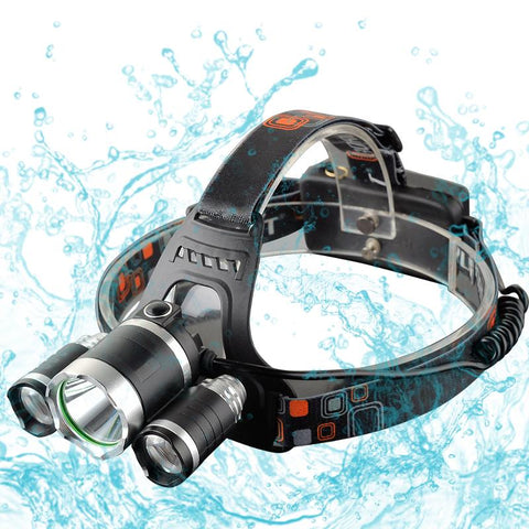 Gearzii PRO LED Headlamp