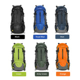 50-70L Large Waterproof Backpack - Gearzii Outdoors