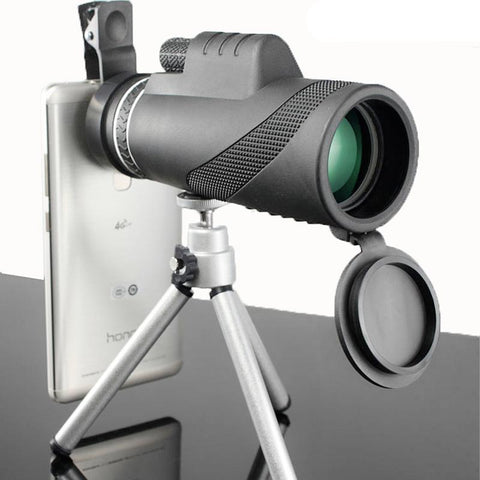 Monocular 40x60 Powerful High Quality Zoom HD