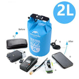 2L or 5L Outdoor Camping Waterproof Bags - Gearzii Outdoors