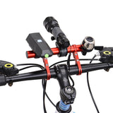 Handlebar Extender Bike Light Holder