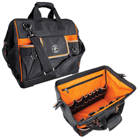 Klein Tools Tradesman Pro Wide-Open Tool Bag