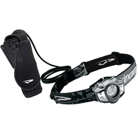 Princeton Tec Apex Extreme 550 Lumen LED Headlamp - Black