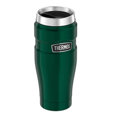 Thermos Stainless King Vacuum Insulated Stainless Steel Travel Tumbler