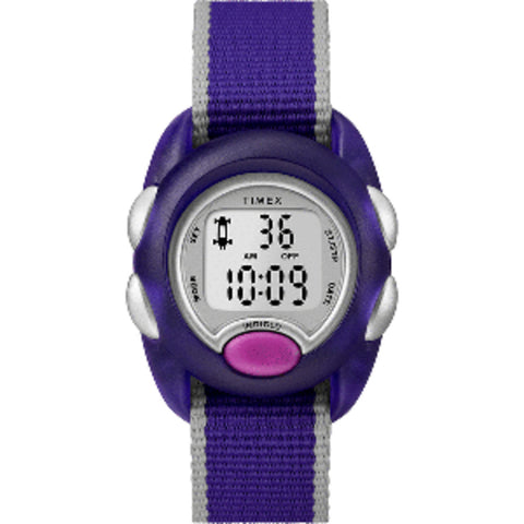 Timex Youth Time Machines Digital 34mm Watch - Purple