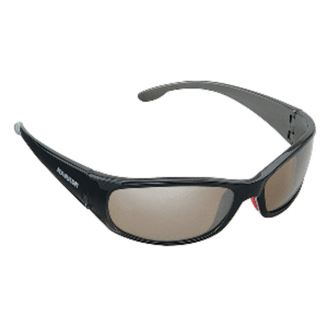 Harken Gale Sunglasses - Storm Grey Frame/Brown Lens