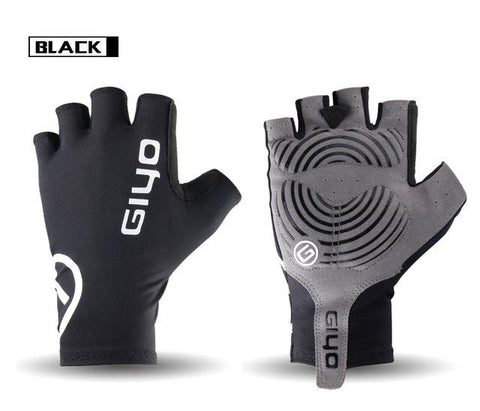 Half Finger Cycling Gloves - Road Bike or Mountain Bike - Gearzii Outdoors